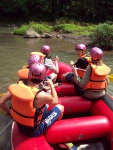 Paket tour rafting